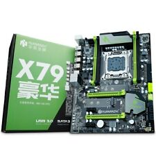 HUANANZHI X79 LGA2011 Motherboard X79 V2.49 ATX USB3.0 SATA3 PCI-E NVME