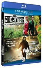 Blu Ray MONSTERS / VANISHING ON 7 TH STREET - (2010) (Blu Ray 2) ......NUOVO