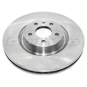 Disc Brake Rotor Front IAP Dura BR901532