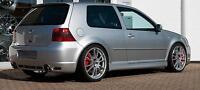 SIDE SKIRTS FOR VW GOLF 4 MK4 IV R32 (3 DOOR)(5DOOR) NEW!!!