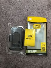 OTTER BOX DEFENDER CASE -Belt clip/HOLSTER, NEW. IPHONE 4 & 4S