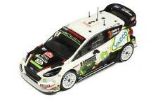 Ford Fiesta WRC - B. Bouffier/X. Panseri - Monte-Carlo 2018 #3 - Ixo