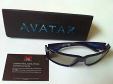 ENTER THE WORLD AVATAR - Coke Zero 3D Promotion glasses - only 5000 made