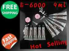 5-PACK E6000 9ml Industrial Strength Clear Multi-Purpose Adhesive Craft Glue USA
