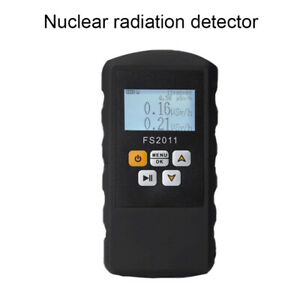 Portable Radiation Detector X Ray Nuclear Meter Radioactive Alarm 50KVE-1.5MEV