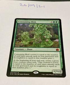Magic the Gathering MTG Consuming Blob x1 Mythic Rare Card NM/M