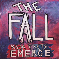 The Fall : New Facts Emerge CD (2017) ***NEW*** FREE Shipping, Save £s