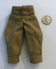 1999 GI JOE DOUGHBOY WORLD WAR 1 1/6 Scale Accessory - PANTS