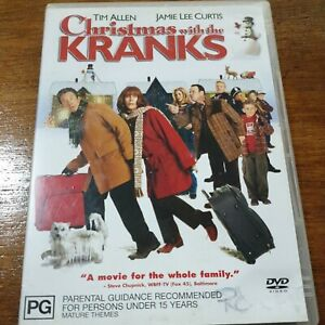 Christmas with the Kranks DVD R4 VERY GOOD - FREE POST