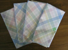 """Wolves Howling on Navy Napkins-10/"""" x 10/"""" Set of 4-Handmade Pizazz Creations"""