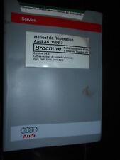 AUDI A6 depuis 1998 : manuel d'atelier - Boite mécanique 5 vitesses 012