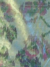 Tissus à motif Floral pour loisirs créatifs en 100% soie