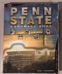 2001 Penn State Football Yearbook