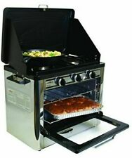 Camp Chef COVEN Outdoor Oven with Double Burner