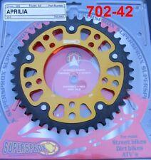 Supersprox Stealth Kettenrad Aprilia RSV4 1000 R, 42 Zähne, RST 702-42, sprocket