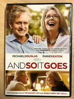And So it Goes (DVD, 2014) - G1004