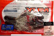 """Yum Tube 3"""" Wound Smoke Neon LPT + Salt #YWMT3126"""