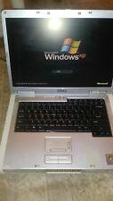 Dell Inspiron 9400 Laptop Windows XP Pro 320GB HD, 1GB RAM, Very Good Condition