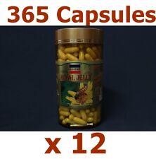 12 x COSTAR STAR COMBO Royal Jelly 1450mg 365 Capsules Royaljelly 10HDA