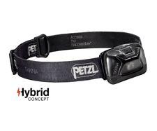 Petzl LED Linterna Tikkina Negro incl. 3x PILAS AAA - máx. 150 Lumen