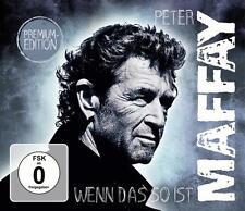 Wenn das so ist (Premium-Edition) [CD+DVD] von Peter Maffay (2014), neuwertig