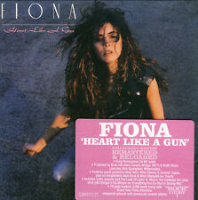 Fiona - Heart Like A Gun CD (2014) Rock Candy Remastered & Reloaded