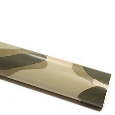 DIN A4 Wrapping Folie Camouflage Desert 21cm x 29,7cm Autofolie mit Luftkanälen