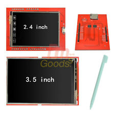 2.4 3.5 inch TFT LCD Dispaly Touch Shield Screen Arduino Mega2560 Board UNO R3