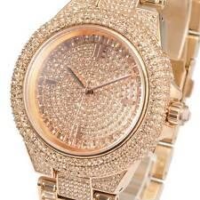 NEW Michael Kors MK5862 Women Watch Camille Rose Gold Tone Analog Steel MK5862