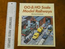 Almark 00 & Ho Scale Model Railways Book, Used In Very Good Condition