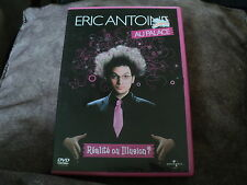"DVD ""ERIC ANTOINE AU PALACE - REALITE OU ILLUSION?"" spectacle magie"