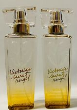 2 Victoria's Secret Angel Gold Fragrance Mist Spray 2.5 oz Brand New