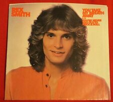 REX SMITH You Take My Breath Away, 45 PICTURE SLEEVE ONLY (NO RECORD) - NM