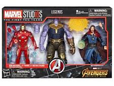 Marvel Legends Cinematic Universe 10th Anniversary Avengers Infinity War 3 Pack
