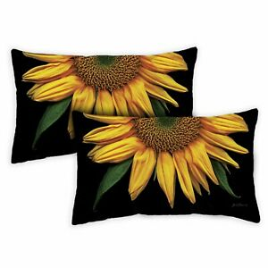 Sunflower Outdoor Pillow For Sale In Stock Ebay