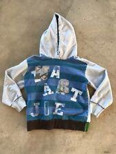 NAARTJIE KIDS Boys Hoodie Sweatshirt Baby Blue Size XL 7 Years