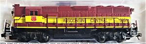 Wisconsin Central, N Scale EMD GP50 Diesel Locomotive, Road#3051, Bachmann 61297