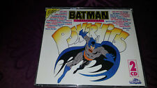 CD Batman präsentiert Powerhits - Album 2CD BOX