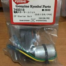 Nitro Engine Parts Motor Kyosho 74001B EP Starter Unit GS15R/PR Rc