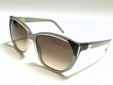 New Authentic Chloe CE600S 272 Turtledove/Brown Gradient 60mm Sunglasses