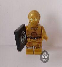 LEGO STAR WARS Minifigur: C-3PO aus Set 75136