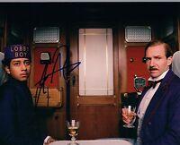 Tony Revolori Signed Autographed 8x10 Photo The Grand Budapest Hotel COA VD