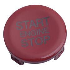 Red Engine Start Stop Interruptor de Botón Apto Para Alfa Romeo Giulia 2017-2019