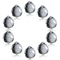 Neewer 1.75 inch / 40mm Clear Crystal Ball Prism Pendant Suncatcher(10-Pack)