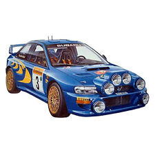 TAMIYA 24199 SUBARU IMPREZA WRC Kit De Modèle Voiture 1:24