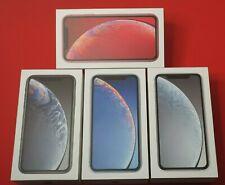 Originalverpackung Apple iPhone XR ohne Zubehör Retail Box Karton Verpackung