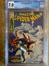 Amazing Spider-man 74 CGC 7.0