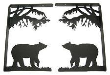 Bear Shelf Bracket Set