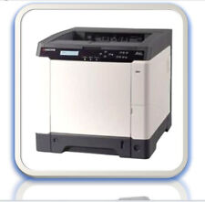 Kyocera P6130cdn Color Laser Workgroup Desktop Printer