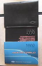 price of 1998 Chevy Monte Carlo Travelbon.us